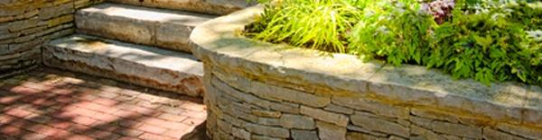 Natuursteen en terrassen